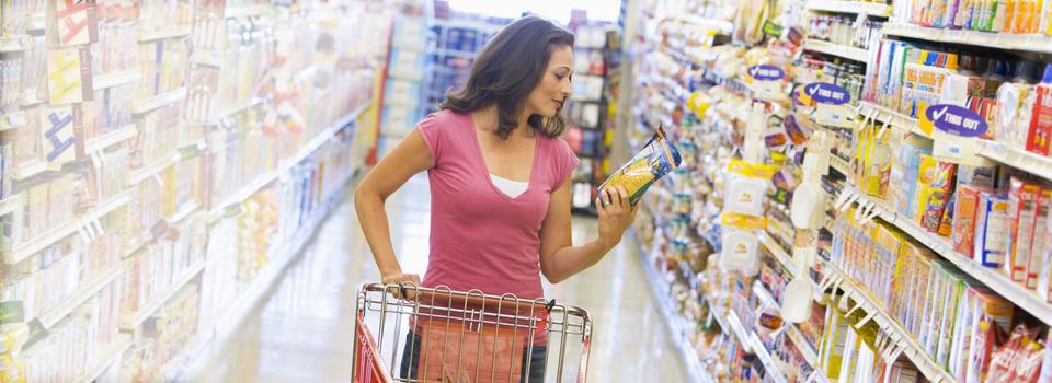 Mom-Supermarket